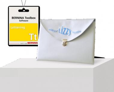 BERNINA Toolbox lettering Software